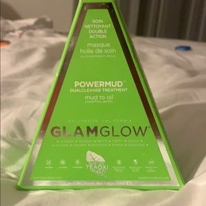 Glamglow powermud dualcleanse treatment mud to oil